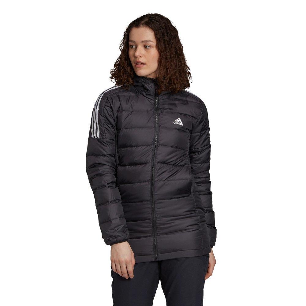 Adidas Essentials Down Parka Jacket XS Black