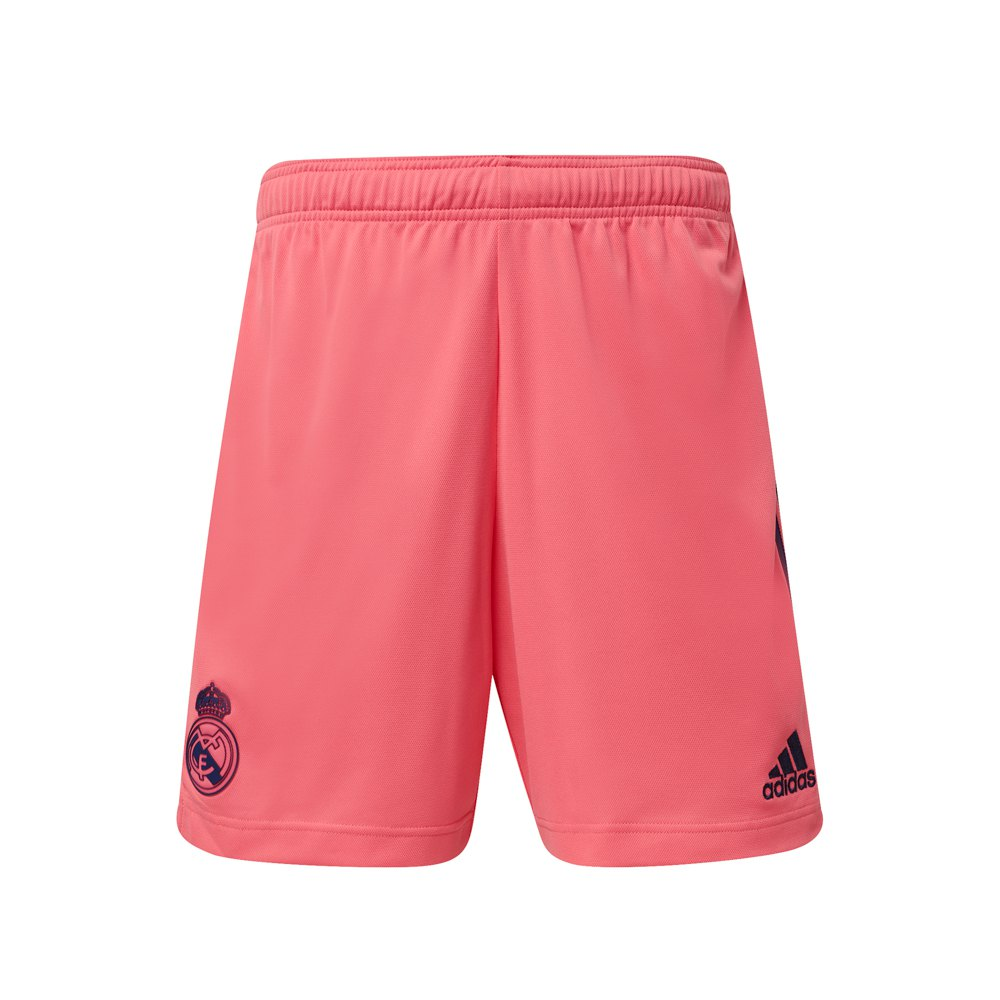 Adidas Le Short Real Madrid Extérieur 20/21 S Spring Pink
