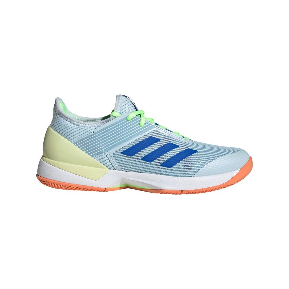 Adidas Adizero Ubersonic 3 EU 38 2/3 Sky Tint / Glory Blue / Amber Tint