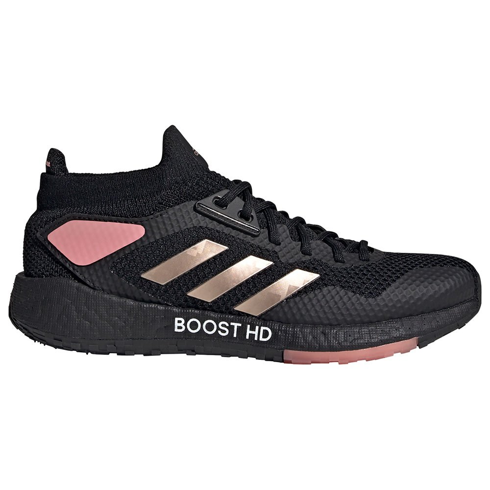 Adidas Pulseboost Hd EU 38 2/3 Core Black / Copper Metalic / Glory Pink