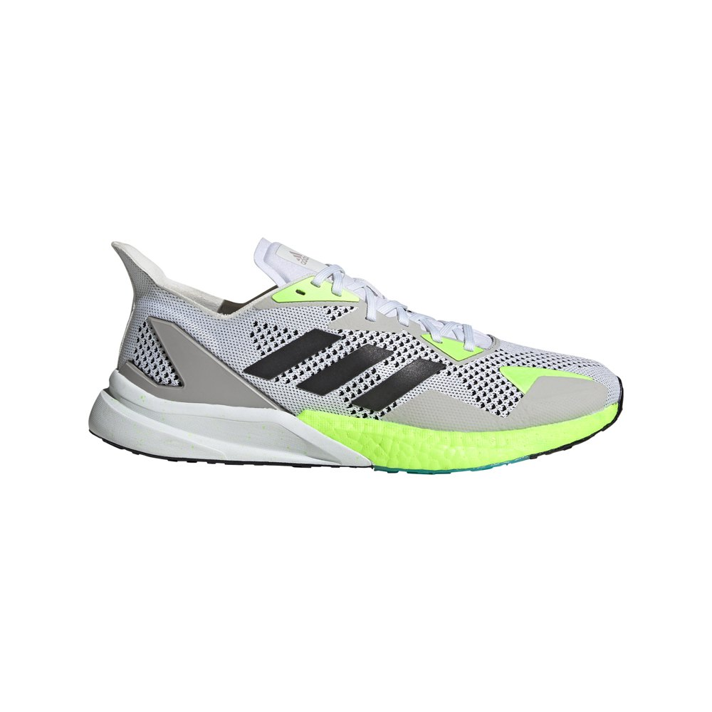 Adidas X9000l3 EU 39 1/3 Core Black / Grey Two / Signal Green