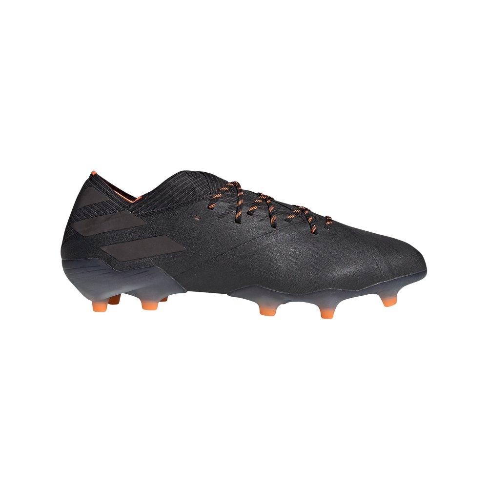 Adidas Chaussures Football Nemeziz 19.1 Fg EU 44 Core Black / Core Black / Signal Orange