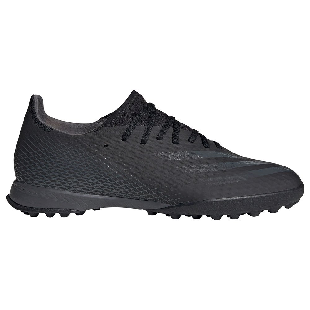 Adidas Chaussures Football X Ghosted.3 Tf EU 44 Core Black / Grey Six / Core Black