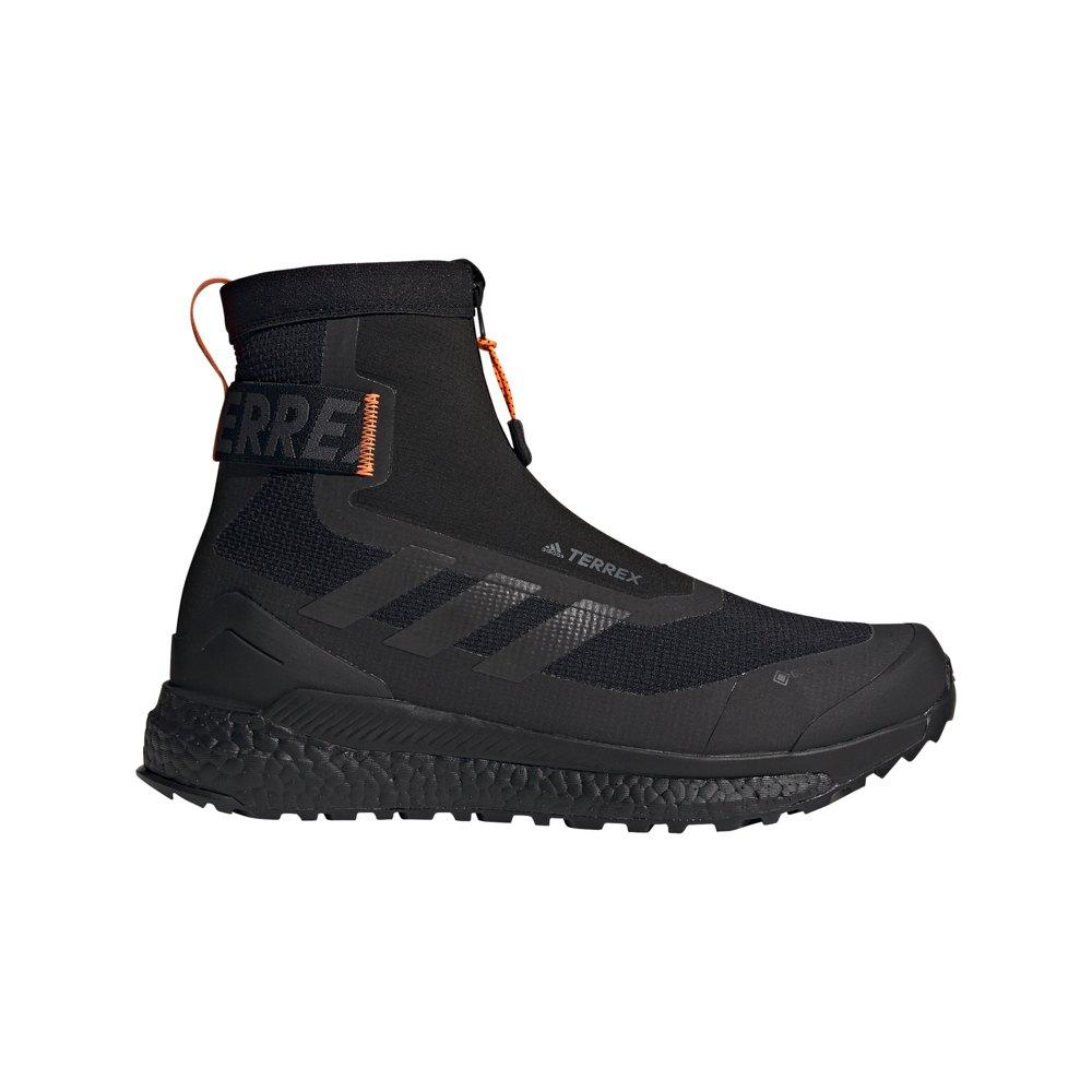 Adidas Zapatillas Senderismo Terrex Free Hiker Cold.rdy Core Black / Core Black / Orange