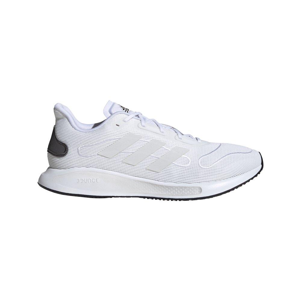 Adidas Galaxar Run EU 47 1/3 Ftwr White / Ftwr White / Grey Five