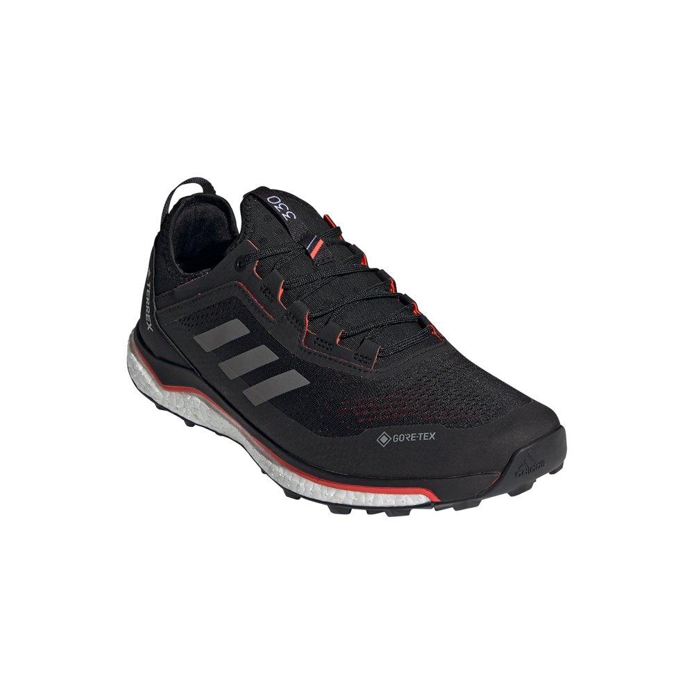Calma temblor traje  Adidas Terrex Agravic Flow Goretex Zapatillas Calzado hombre Negro Negro  Adidas   eBay