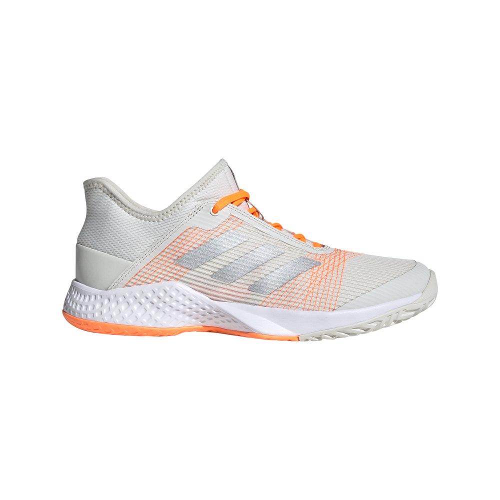 Adidas Adizero Club EU 38 2/3 Orbit Grey / Silver Metalic / Signal Orange
