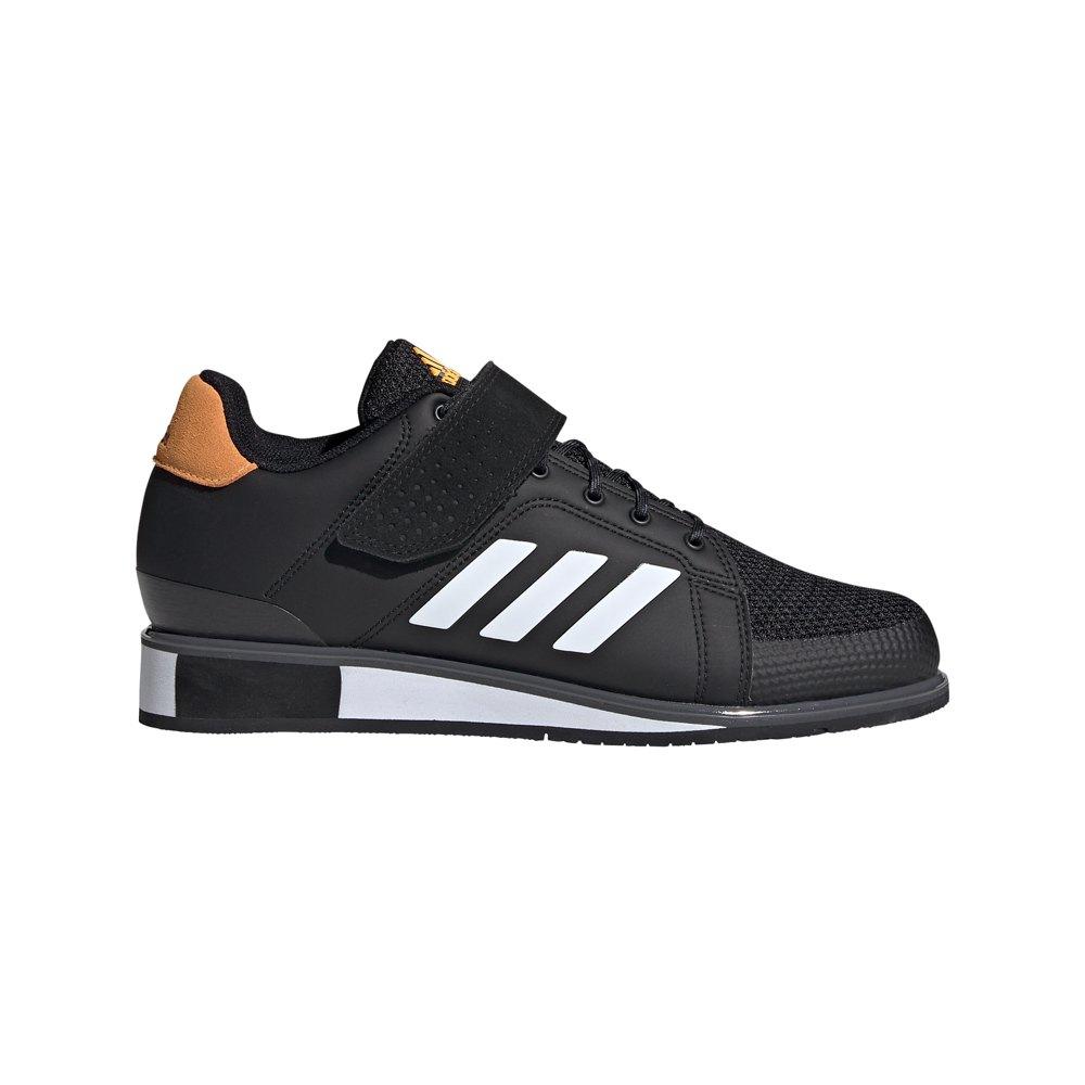 Adidas Chaussures Power Perfect Iii EU 42 2/3 Core Black / Ftwr White / Solar Gold