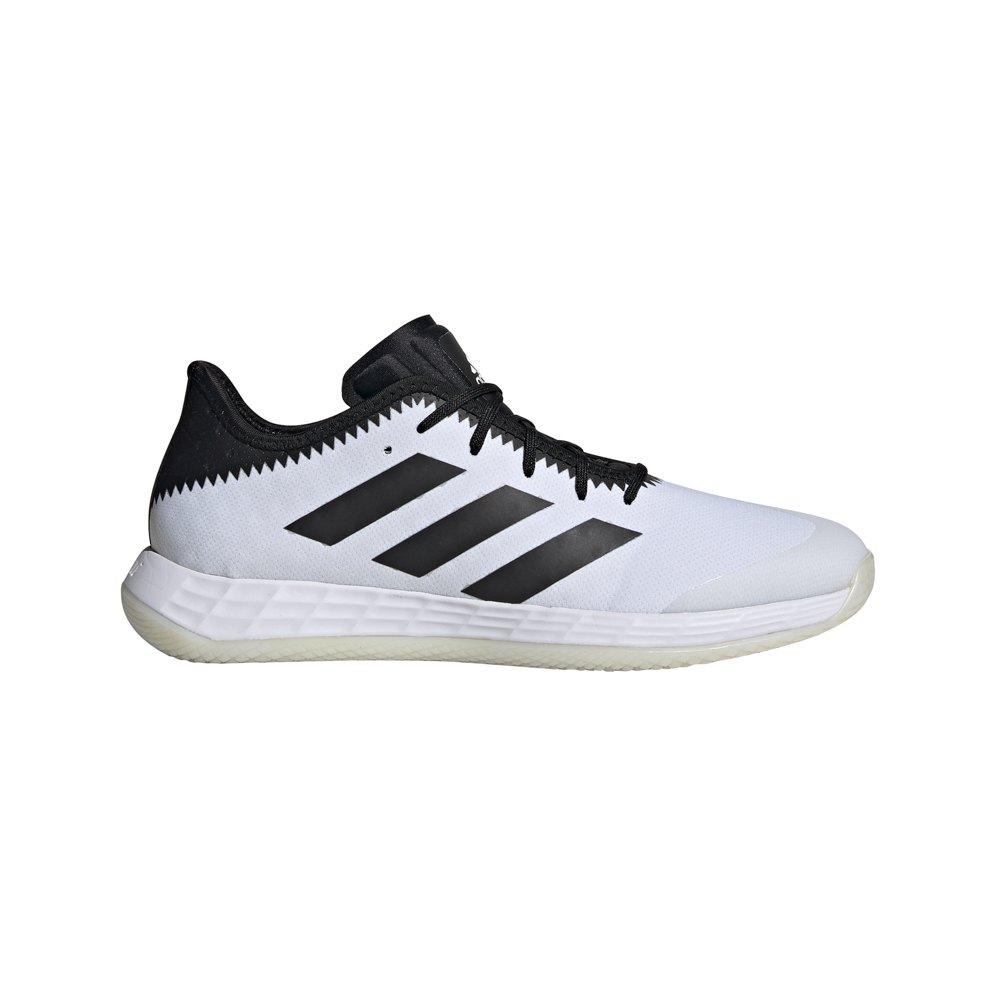 Adidas Badminton Adizero Fastcourt EU 42 Ftwr White / Core Black / Solar Red