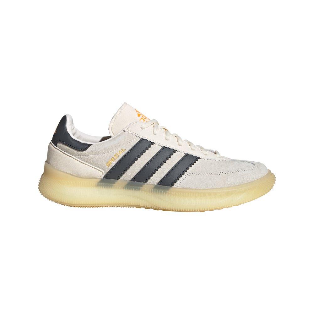 Adidas Hb Spezial Boost EU 48 2/3 Orange Tint / Chalk White / Grey Six