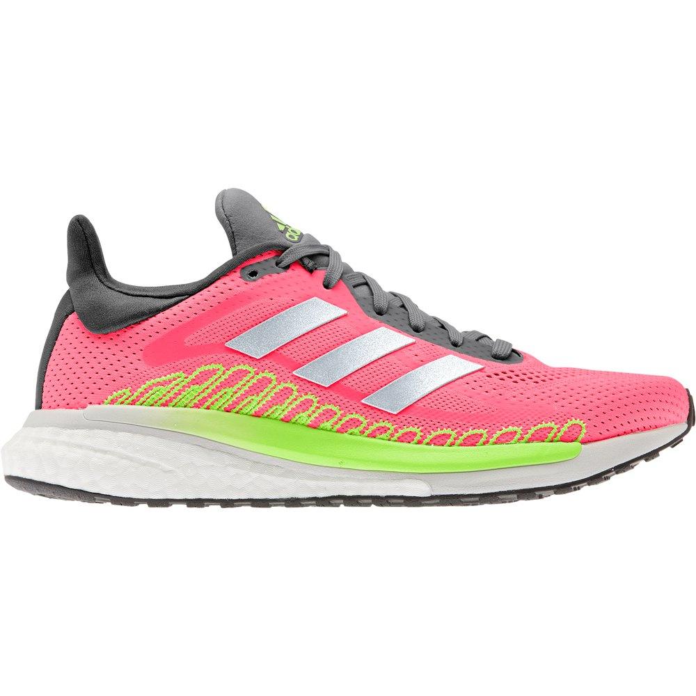 Adidas Solar Glide St 3 EU 36 Signal Pink / Silver Metalic / Signal Green