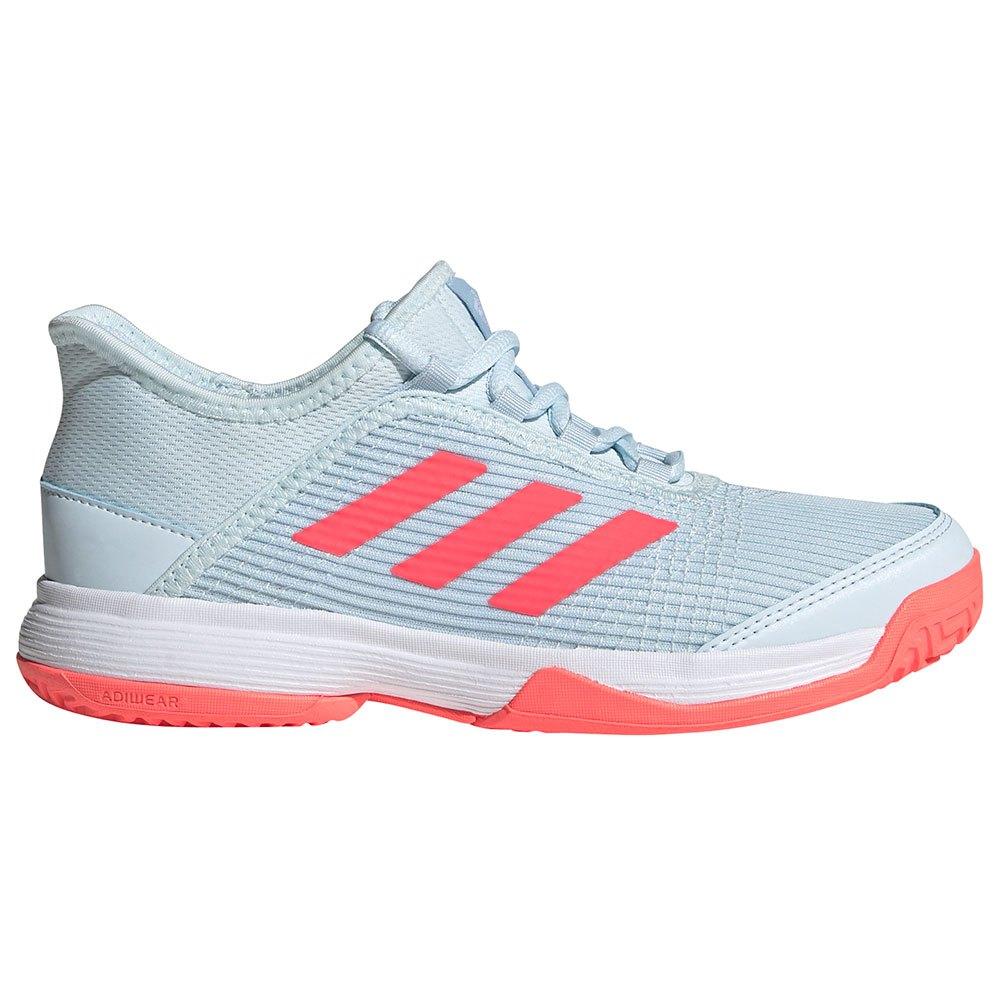 Adidas Adizero Club EU 39 1/3 Sky Tint / Signal Pink / Ftwr White