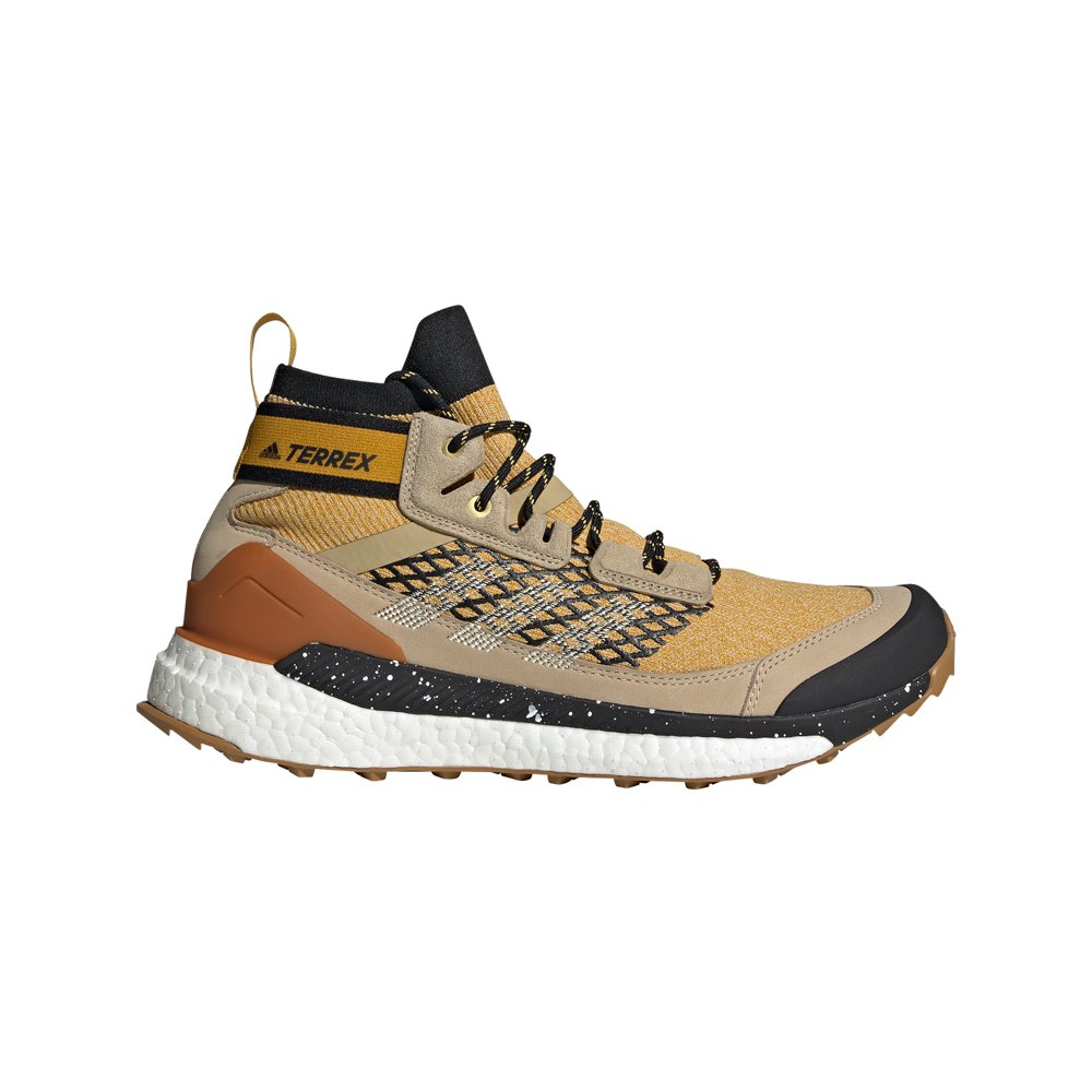 Adidas Terrex Free Hiker Blue EU 42 2/3 Legacy Gold / Sand / Core Black