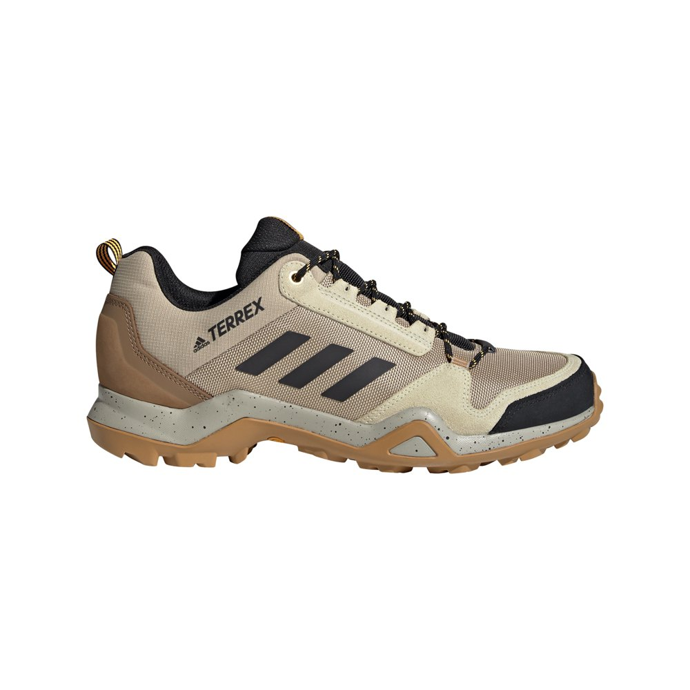 Adidas Terrex Ax3 Blue EU 43 1/3 Legacy Gold / Core Black / Solar Gold