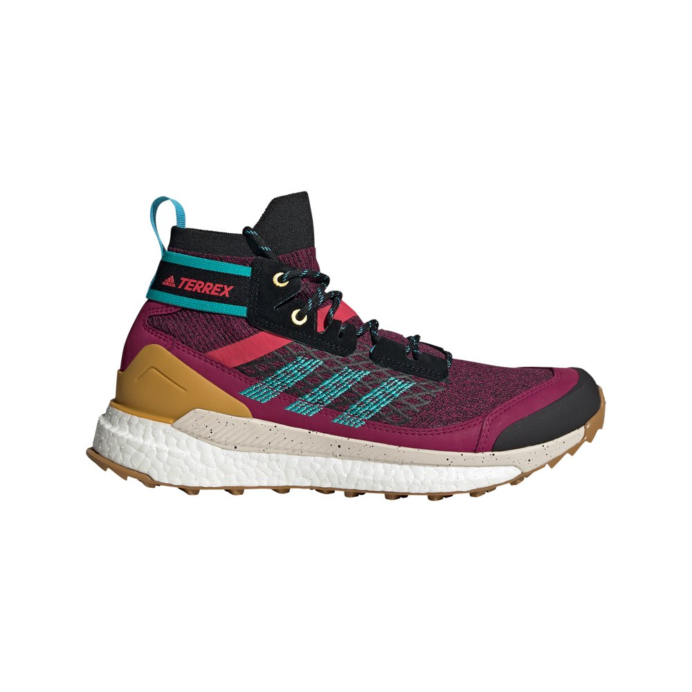 Adidas Terrex Free Hiker EU 39 1/3 Power Berry / Alumina / Core Black