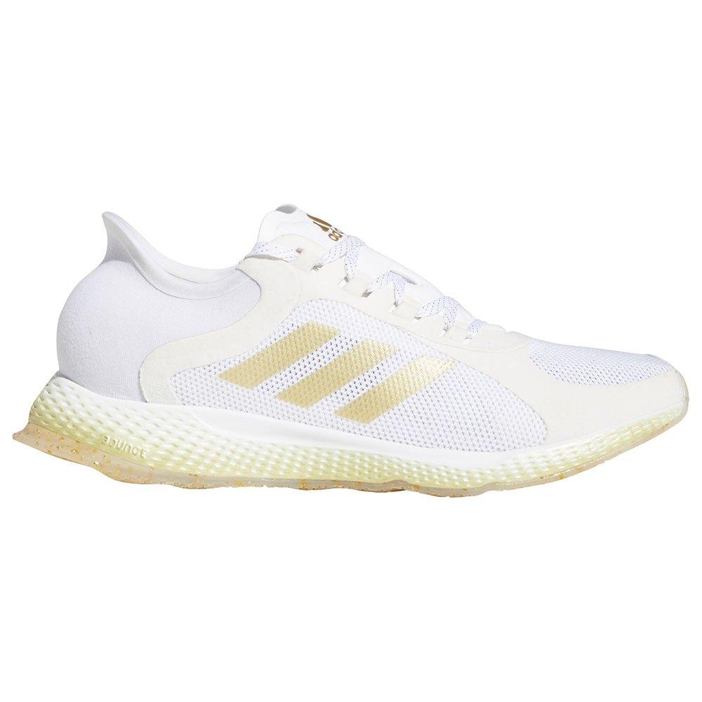 Adidas Focus Breathein EU 42 2/3 Ftwr White / Gold Metalic / Ftwr White