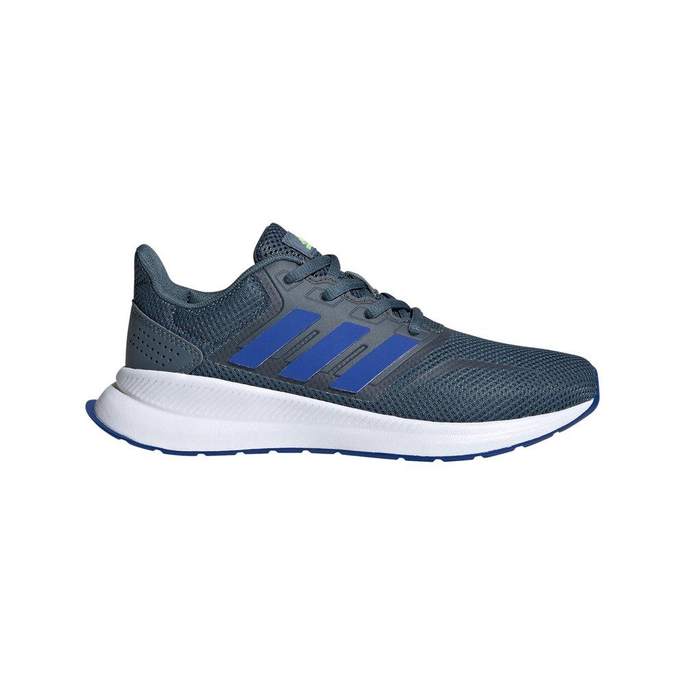 Adidas Run Falcon EU 30 1/2 Legacy Blue / Team Royal Blue / Signal Green
