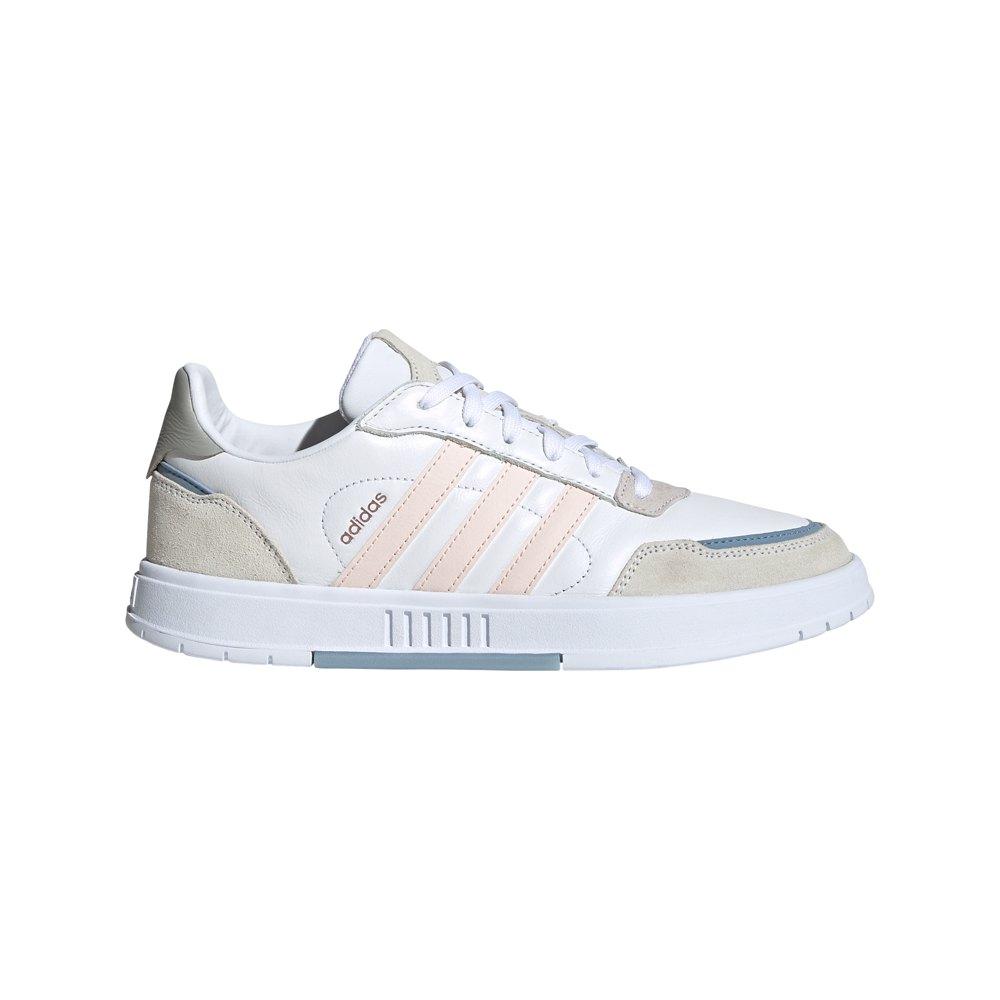 Adidas Courtmaster EU 38 Ftwr White / Pink Tint / Orbit Grey