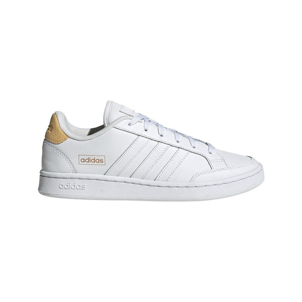 Adidas Grand Court Se EU 39 1/3 Ftwr White / Ftwr White / Orange Tint