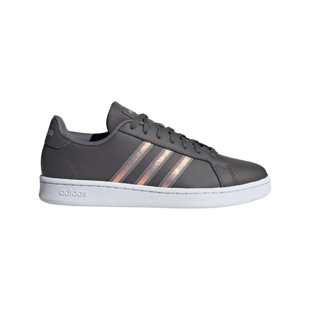 Adidas Grand Court EU 38 2/3 Grey Five / Dove Grey / Ftwr White
