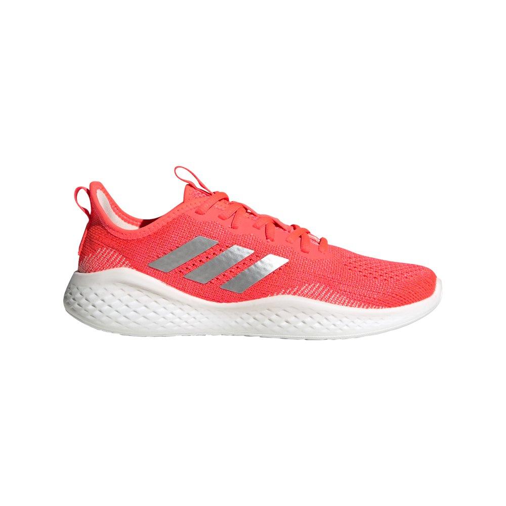 Adidas Fluidflow EU 39 1/3 Signal Pink / Silver Metalic / Semi Solar Red