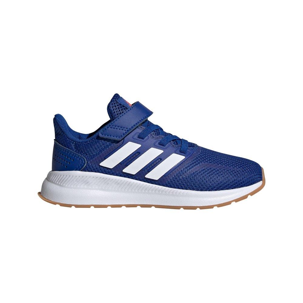 Adidas Runfalcon C EU 28 Team Royal Blue / Ftwr White / Semi Solar Red