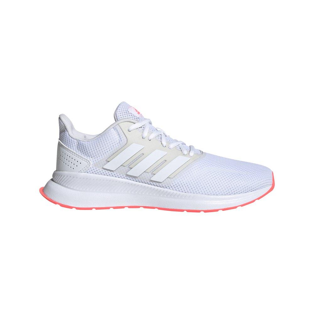 Adidas Runfalcon EU 36 2/3 Ftwr White / Ftwr White / Signal Pink