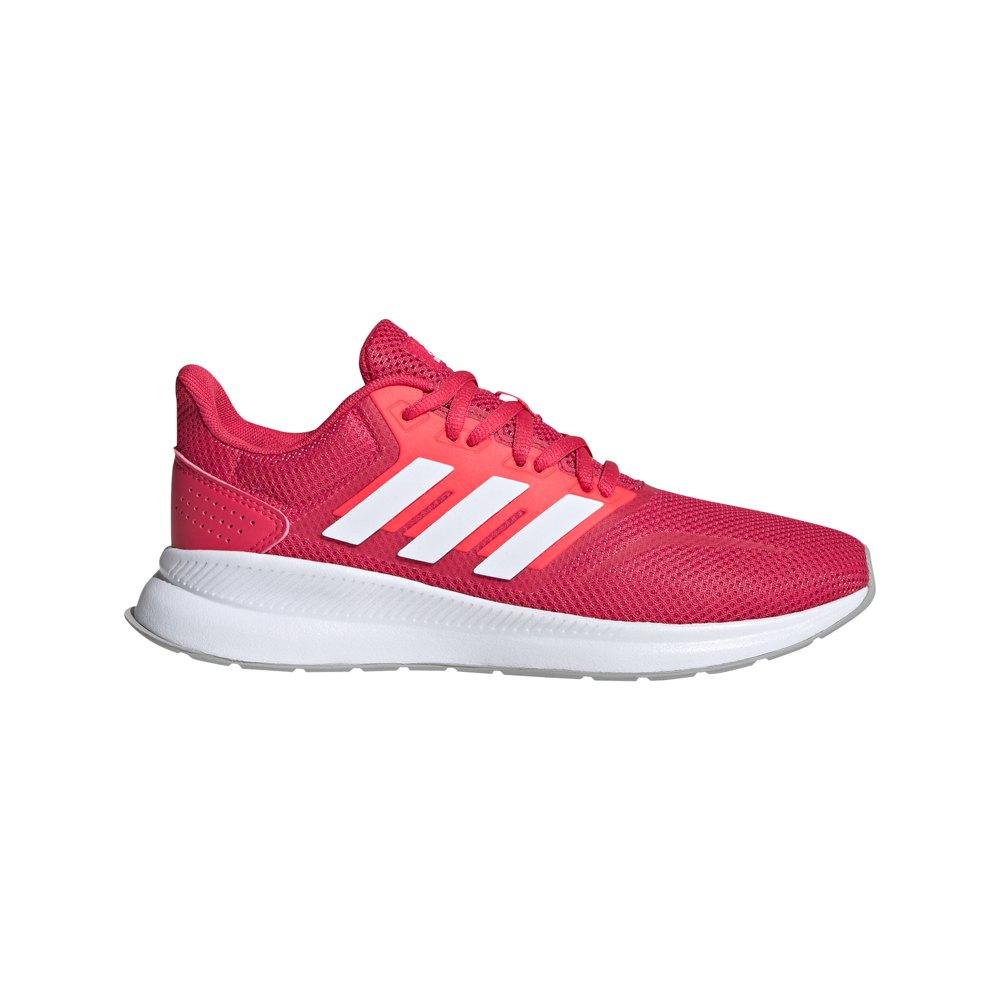 Adidas Zapatillas Running Runfalcon Power Pink / Ftwr White / Signal Pink