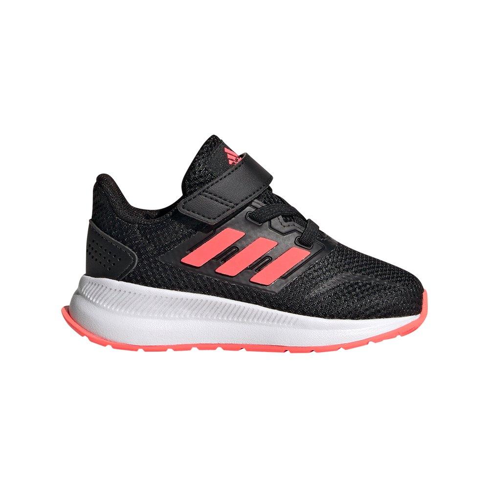Adidas Runfalcon EU 26 1/2 Core Black / Signal Pink / Ftwr White