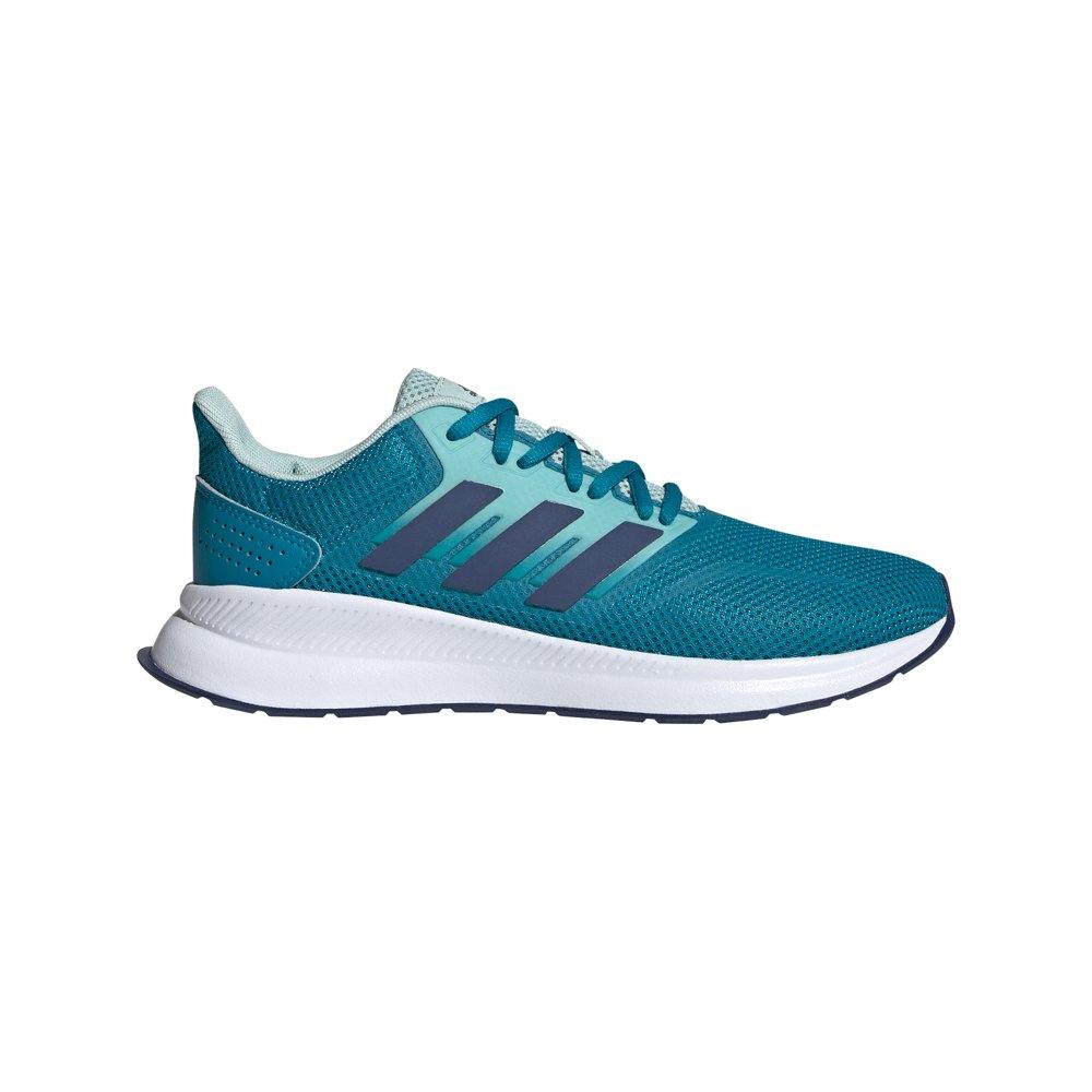 Adidas Runfalcon EU 41 1/3 Active Teal / Tech Indigo / Green Tint