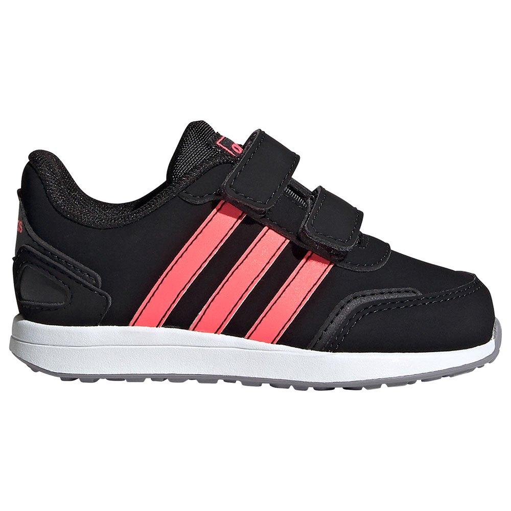 Adidas Vs Switch 3 EU 25 1/2 Core Black / Signal Pink / Glory Grey