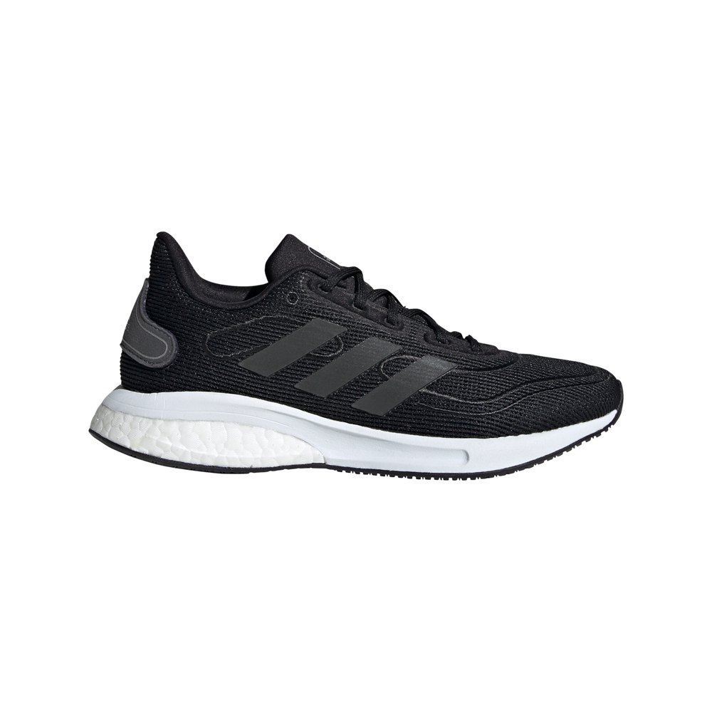 Adidas Supernova EU 36 2/3 Core Black / Grey Six / Silver Metalic