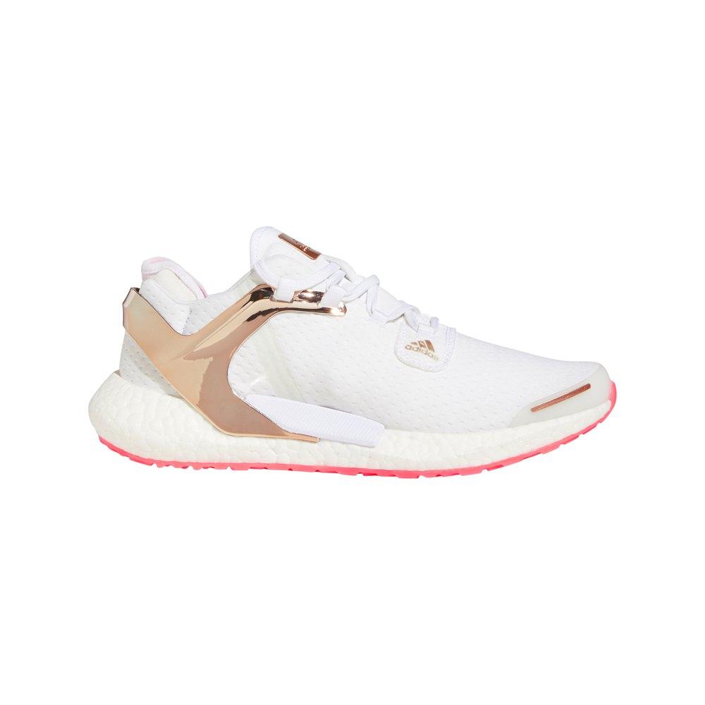 Adidas Alphatorsion Boost EU 38 2/3 Ftwr White / Copper Metalic / Signal Pink