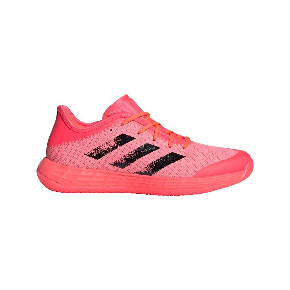 Adidas Badminton Adizero Fastcourt Tokyo EU 40 2/3 Signal Pink / Core Black / Copper Metalic