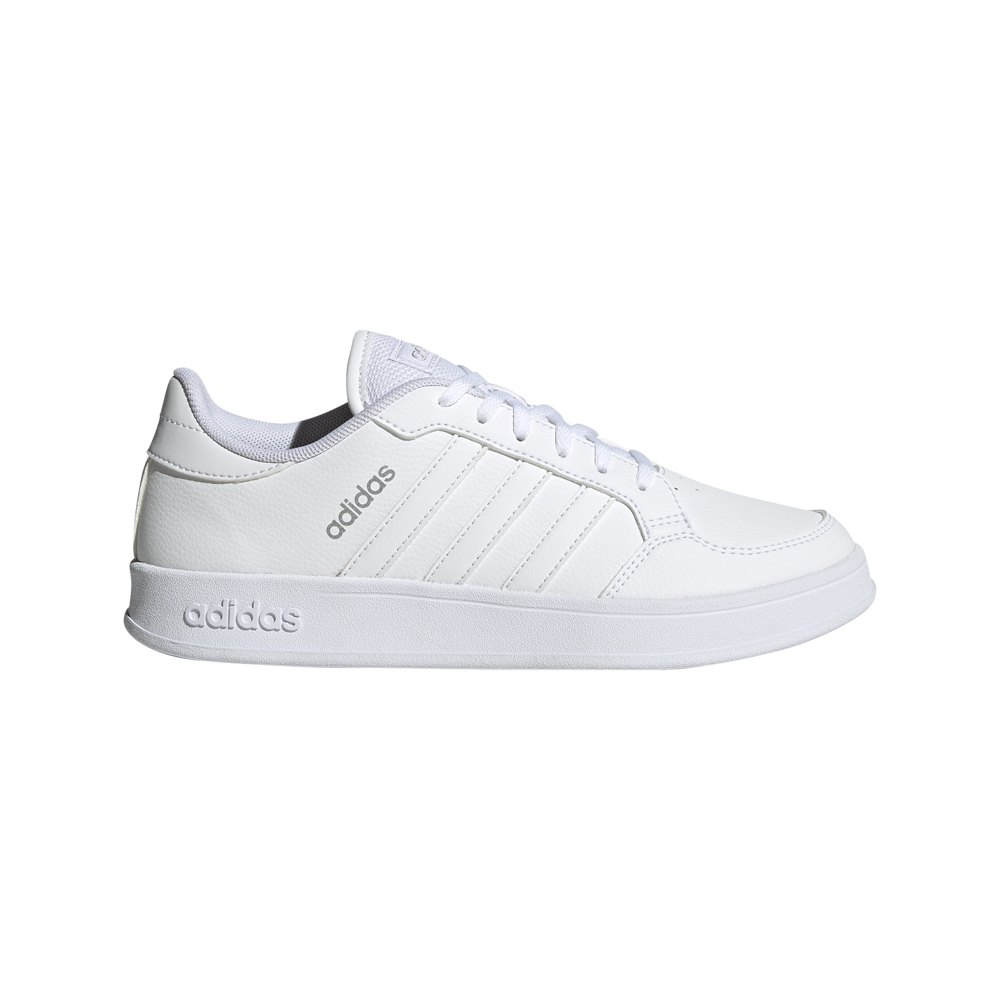 Adidas Breaknet EU 39 1/3 Ftwr White / Ftwr White / Silver Metalic