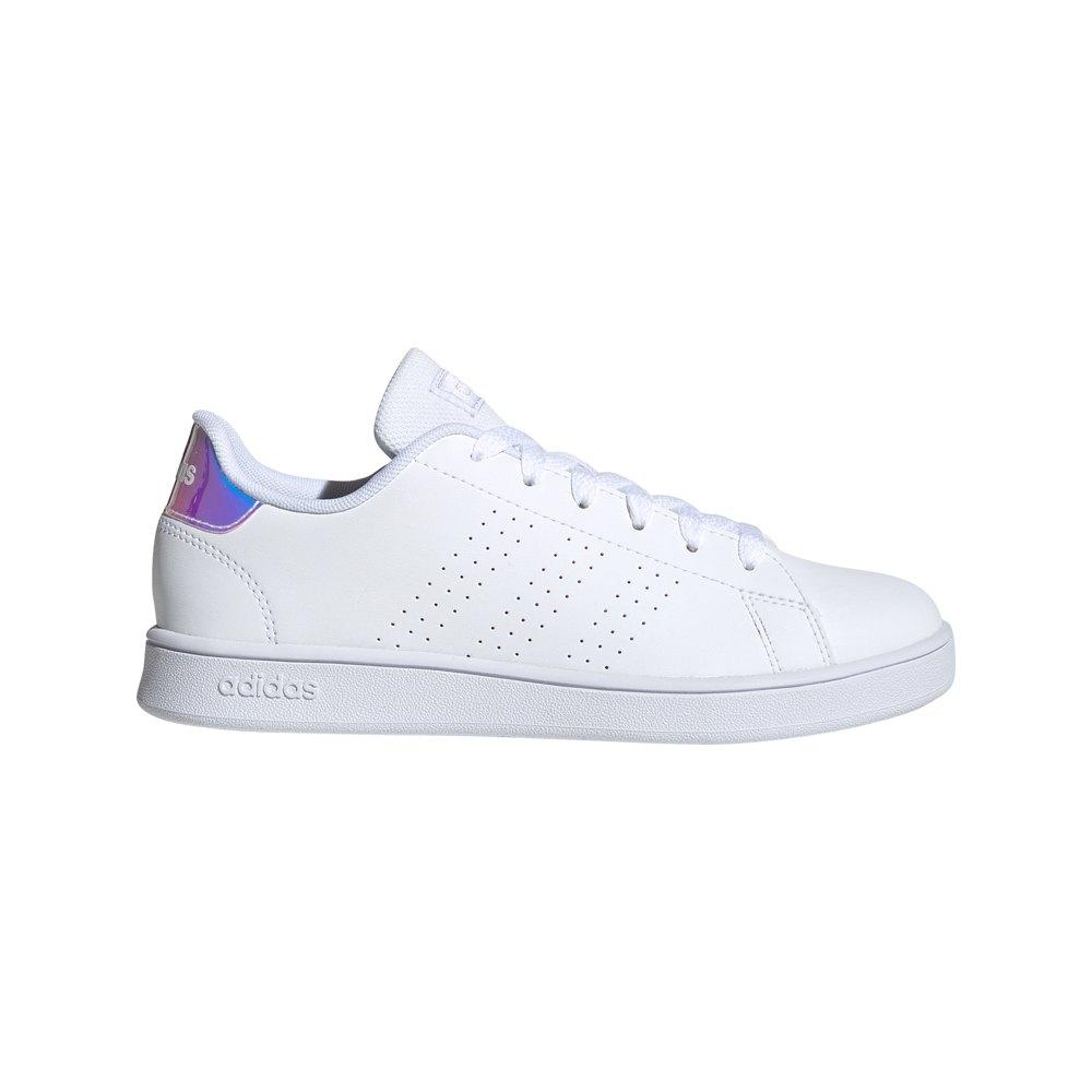 Adidas Advantage EU 38 Ftwr White / Silver Metalic / Ftwr White