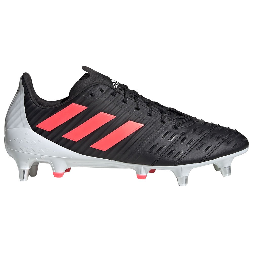 Adidas Predatoralice Control Sg Rugby Boots EU 42 2/3 Core Black / Signal Pink / Crystal White