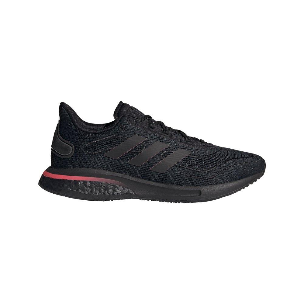 Adidas Supernova EU 40 2/3 Core Black / Core Black / Signal Pink