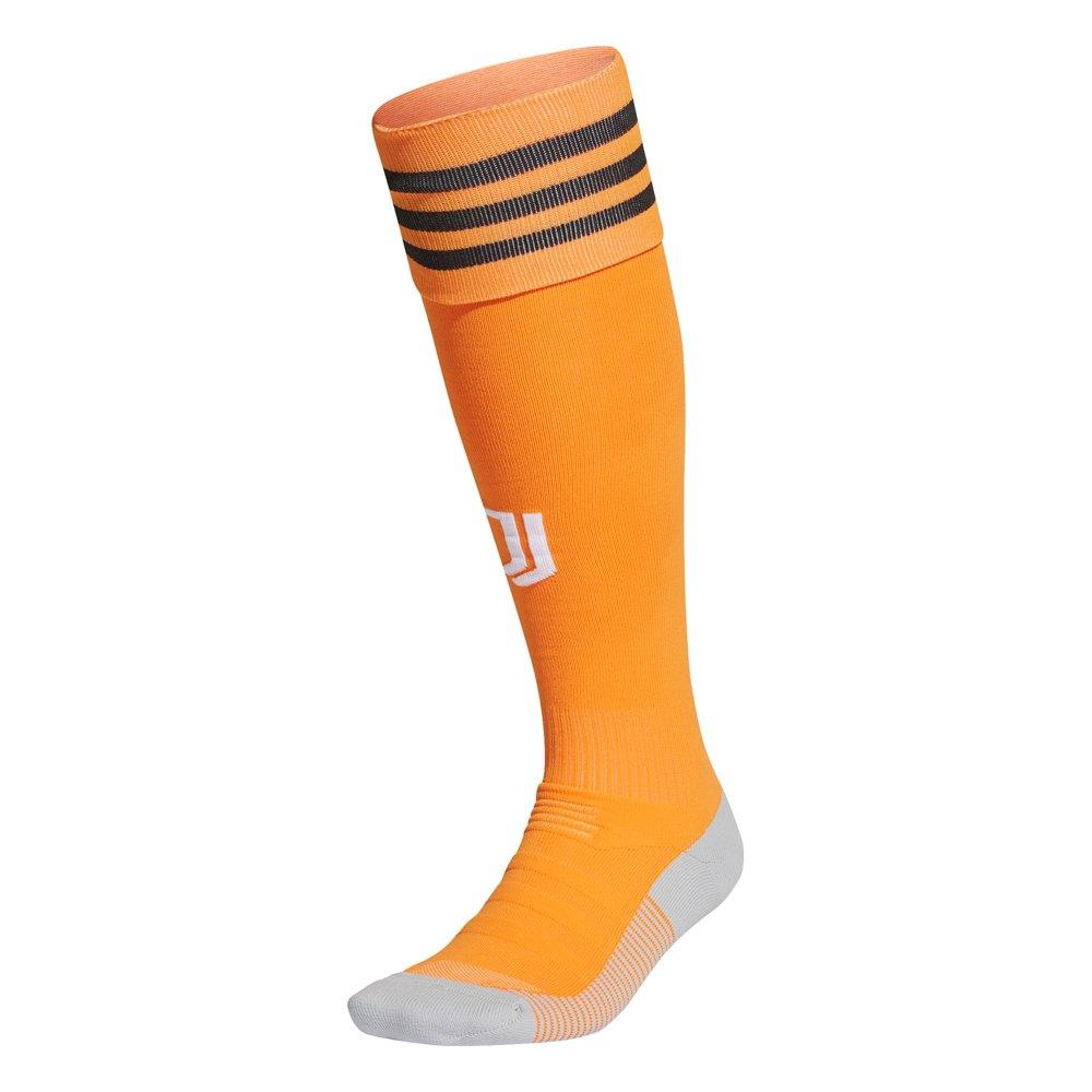 Adidas Chaussettes Juventus Troisième 20/21 S Bahia Orange / Stone