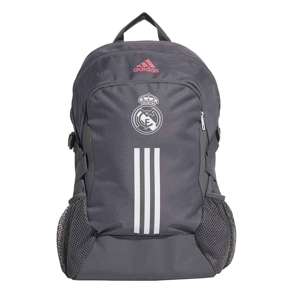Adidas Real Madrid One Size Grey Five / White / Spring Pink