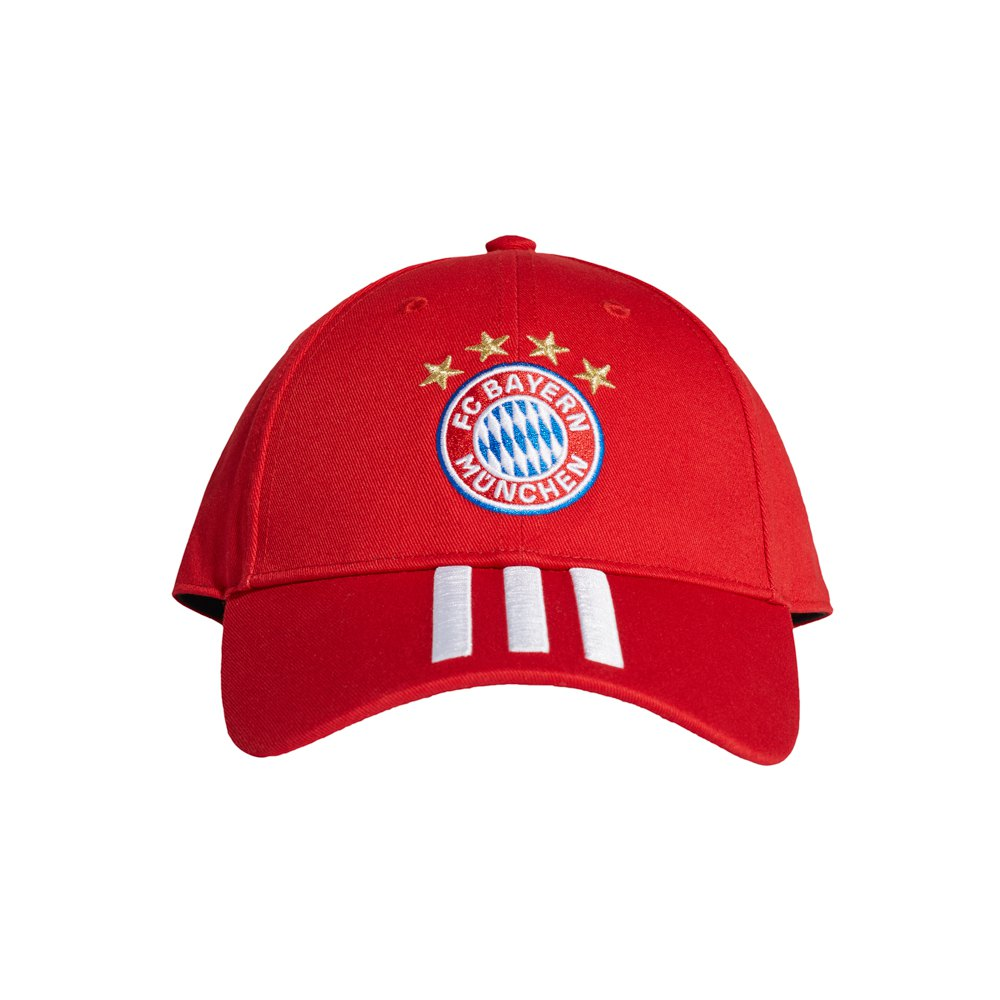 Adidas Casquette Fc Bayern Munich Baseball 58 cm Fcb True Red / White
