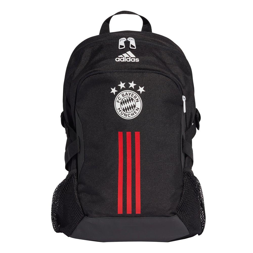 Adidas Fc Bayern Munich One Size Black / Fcb True Red / White