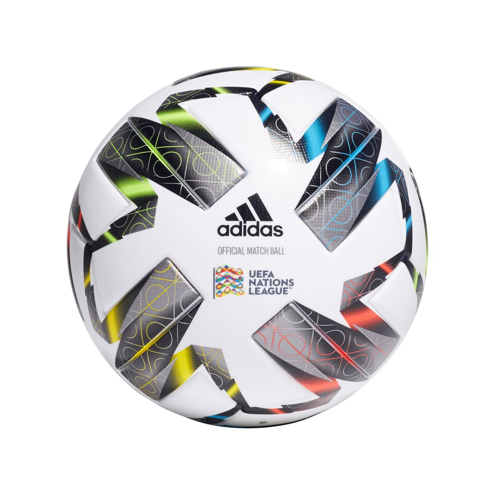 Adidas Uefa Nations League Official Match 5 White / Night Sky
