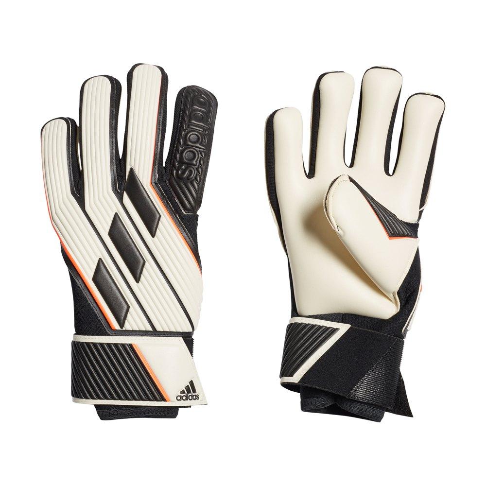 Adidas Tiro Pro Goalkeeper Gloves 10 White / Black