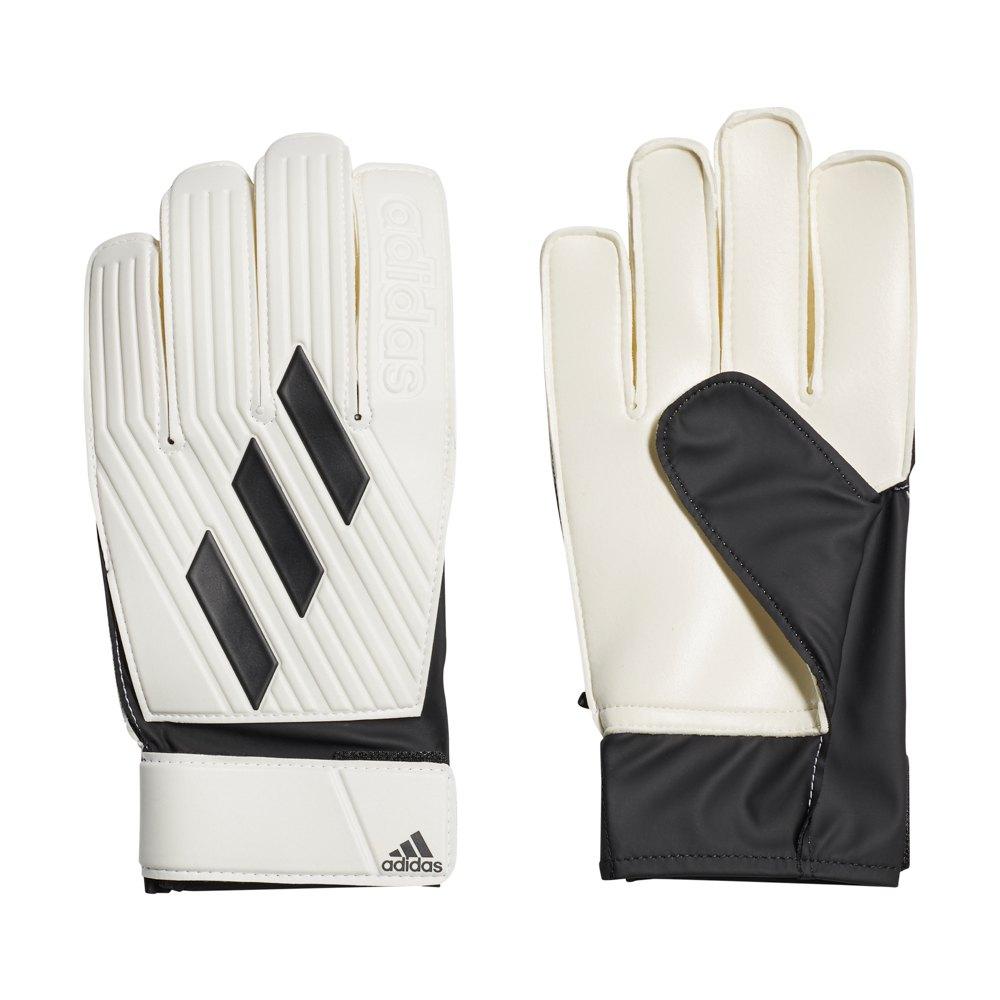 Adidas Tiro Club Goalkeeper Gloves 10 White / Black