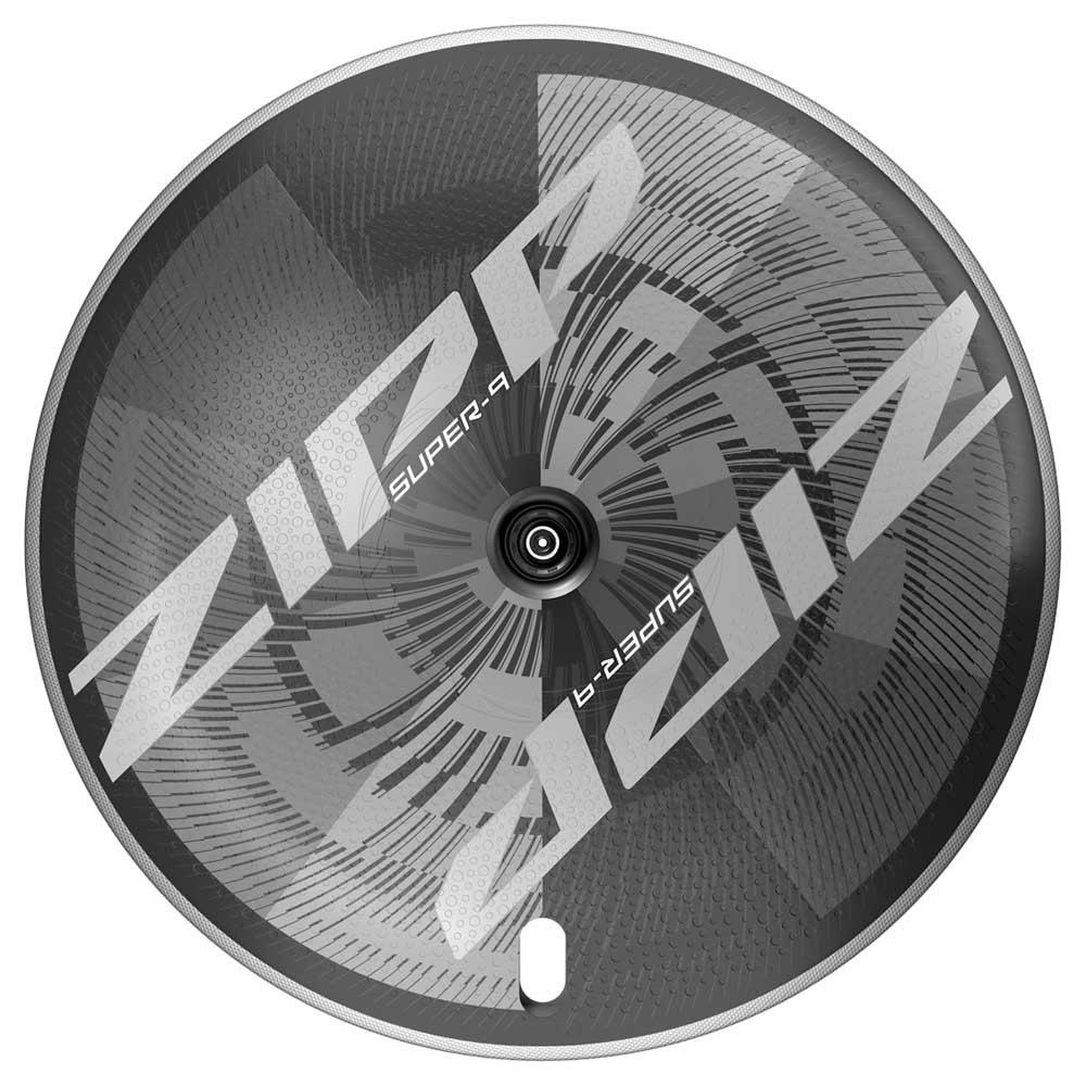 Zipp Rueda Trasera Carretera Super 9 Carbon 10-11s Tubular 10 x 130 mm Black