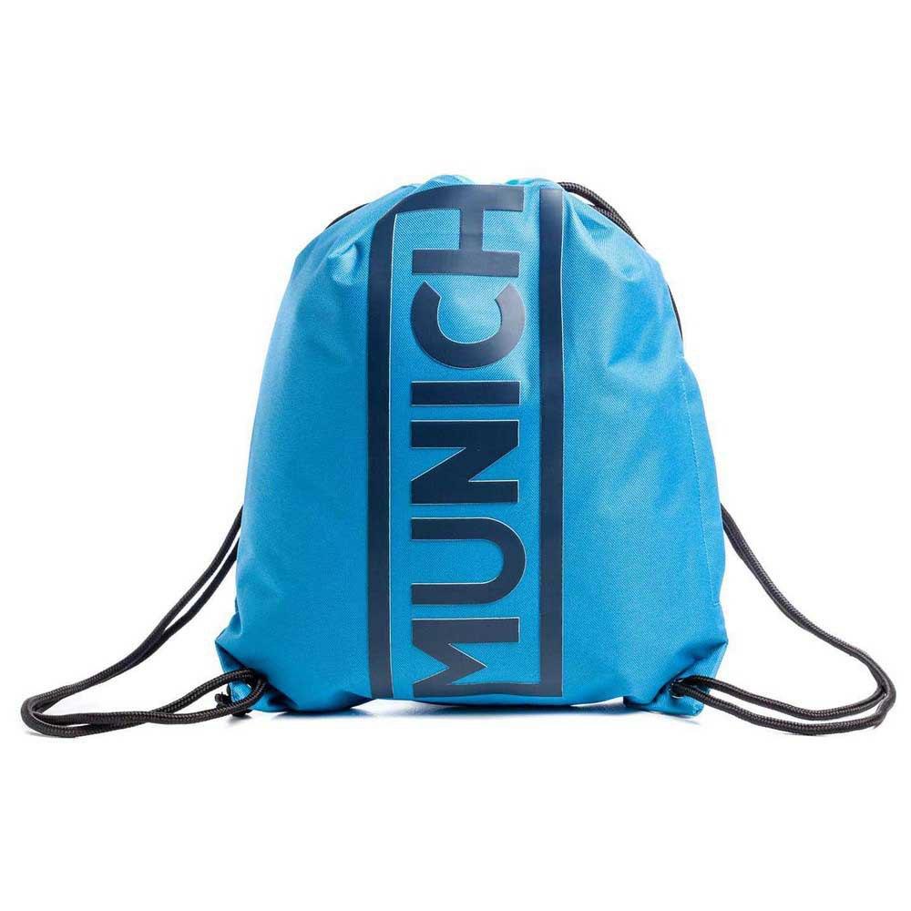 Munich Logo One Size Blue