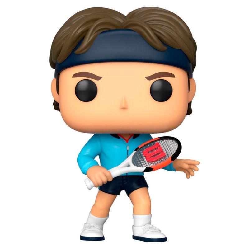 Funko Chiffre Tennis Legends Roger Federer One Size Multicolor