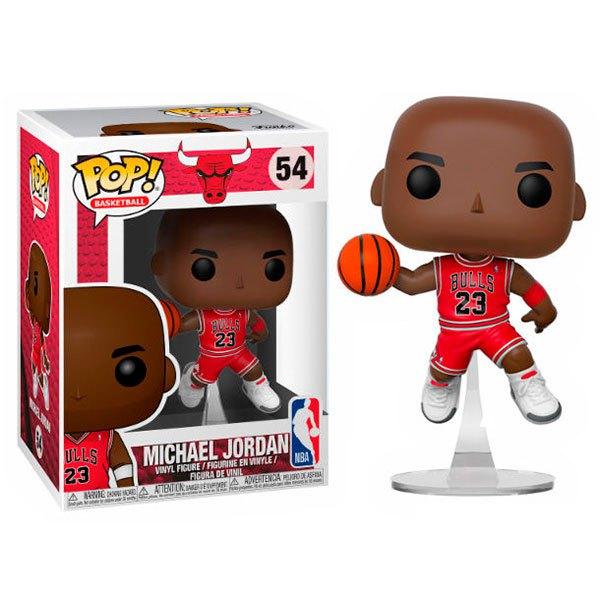 Funko Chiffre Nba Bulls Michael Jordan One Size Multicolor