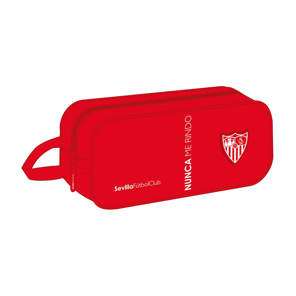 Safta Sac À Dos Sevilla Fc Corporative Shoes 14l One Size Red